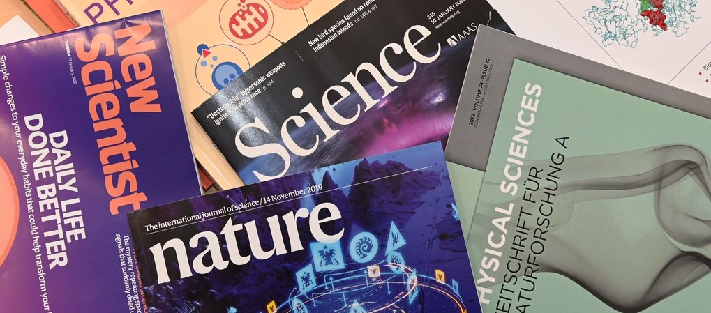 Publications of the Max Planck Institute of Biophysics